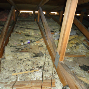 Palm Beach County, FL Attic Cleaning and Restoration Services