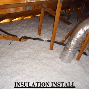 Palm Beach County, FL Attic Insulation Services